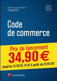 Code de commerce 2020