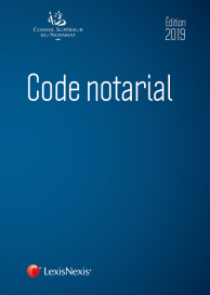 Code notarial 2019