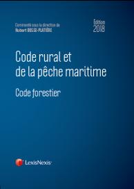 Code rural et de la pêche maritime 2018