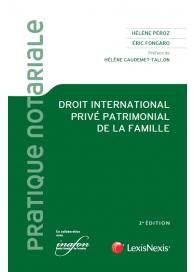 Droit international privé patrimonial de la famille