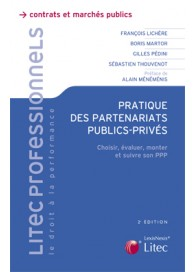 Pratique des partenariats public-privé
