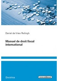 Manuel de droit fiscal international