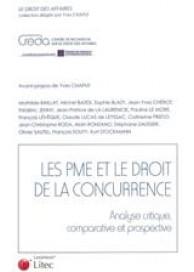 Les PME et le droit de la concurrence