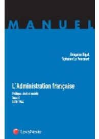 L'Administration française, Tome 2