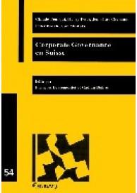 Corporate Governance en Suisse