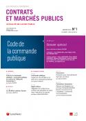 Contrats et Marchés publics (vente au numéro)