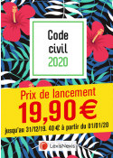 Code civil 2020 - Hibiscus