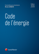 Code de l'énergie 2019