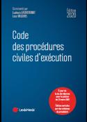 Code des procédures civiles d'exécution 2020