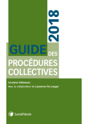 Guide des procédures collectives 2018