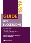 Guide des successions 2018-2019
