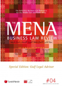 THE MENA BUSINESS LAW REVIEW