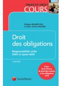 Droit des obligations - Responsabilité civile délit et quasi-délit