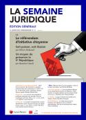 La Semaine Juridique - Edition générale (vente au numéro)