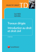 TD introduction au droit et droit civil
