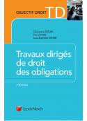 TD DE DROIT DES OBLIGATIONS