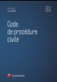 Code de procédure civile 2018