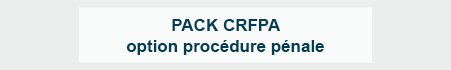 Pack CRFPA