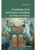 Généalogie de la construction juridique de l'État en France