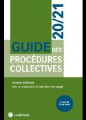 Guide des procédures collectives 2020/2021