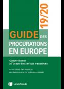 Guide des procurations en Europe 2019/2020