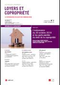 Loyers et copropriété