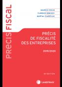 Précis de fiscalité des entreprises 2019/2020